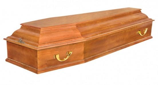 Гроб 'Классика колода' 2,0-2,10