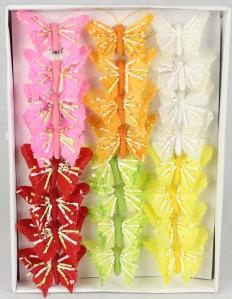 Бабочки 280-2 5см