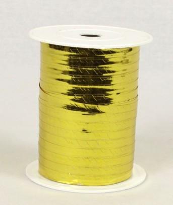 Лента бобина зол.Poliflex 0,5см х 250м