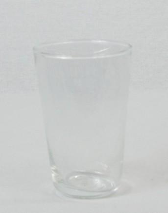 Стекло ваза 2062 Коническая Микра