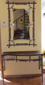 Стол+зеркало