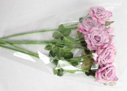 Пакет для цветка треуг-к 50*45см проз+проз