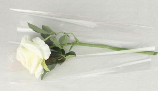 Пакет для цветка треуг-к 30*20*10см проз+проз