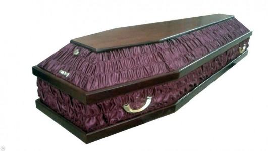Гроб Р30 комбинированный