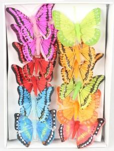 Бабочки 280-2 8см