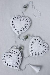 Сердце подвеска НСЕ-61803