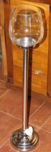 Подсвечник метал.DG0054