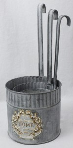Металл ковш ВК0069 15*14см