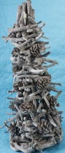Елка дерев.ZX0800 33*57см