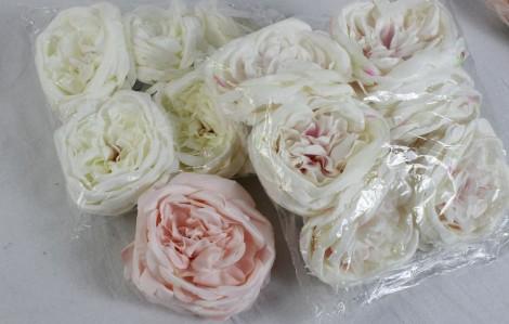 Гол роза LIU162 6шт
