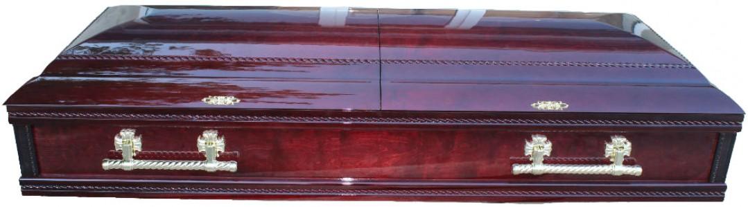 Гроб глянец саркофаг 'Америка'