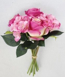 Букет роза 7гол*6шт 86