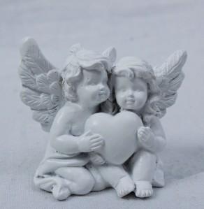 Фигурка ангелочек 128CAN01564