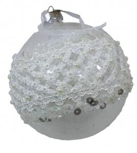 Игрушка стекло EML62