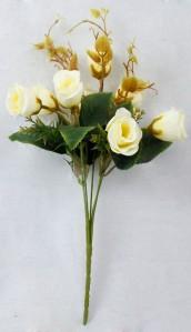 Букетик роза 36см K7L0012
