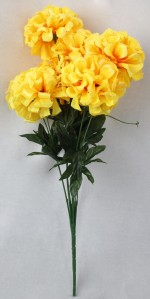 Букет хризантема 9гол*10шт*55см