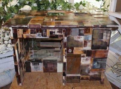 Стол деревяный 11