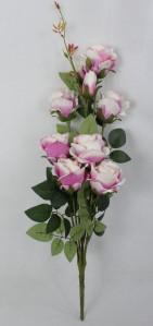 Куст роза 9гол 1шт 67см
