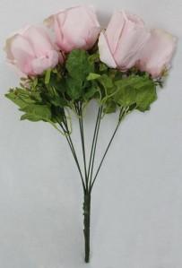 Букет роза 7гол*6шт*43см
