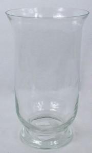 Стекло ваза Афина средняя 31см*18см