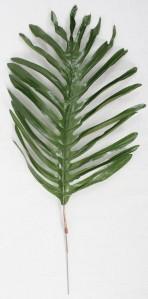 Лист пальмы 40см