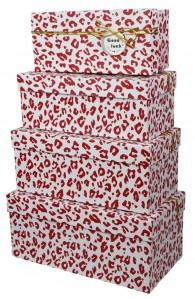 Коробка ПК-601 набор 4шт