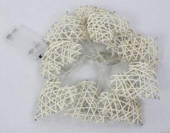 Сердце лед ТХ07421-28СМ+10ЛЕД 180см
