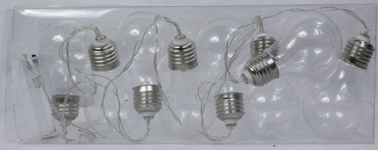 Лампочка светящаяся TX073916см+8лед