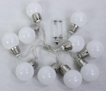 Лампочка святящаяся ТХ171505СМ+10ЛЕД 190см