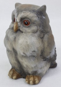 Сова керамическая НК5А155555-4,5 11*8см