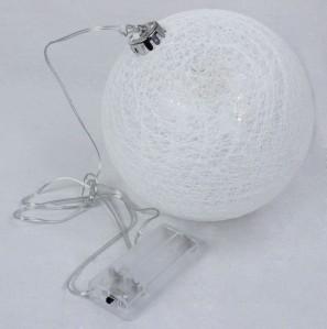 Шар лед ТХ18030-415см+10лед 15см