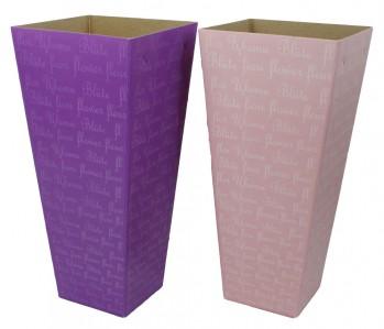 Коробка для цветов 90*150*325