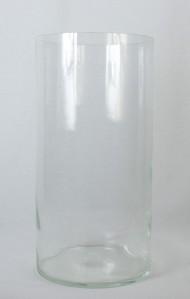 Стекло ваза-цилиндр 2303 Гранд Ротана