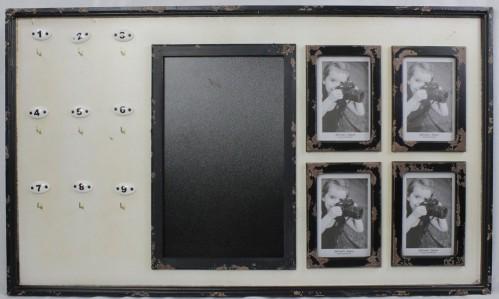 Рамка+ключница EW0036 80.5*3*46см