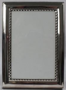 Рамка серебрянная FG0390 17*19см