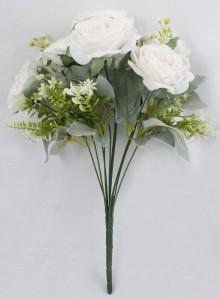 Букет розы 12гол 1шт 45см 111 240кор