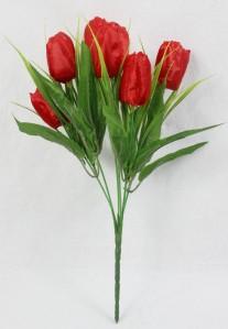 Букет тюльпана 6гол*40шт*30см 063