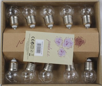 Лампочка+лед 3-50WW