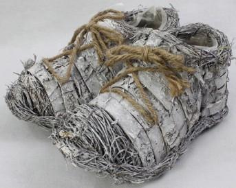 Ботинки из бересты RA10213