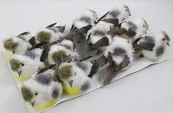 Птица снегирь W1720712шт