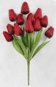Букет тюльпана 12го 58см 105