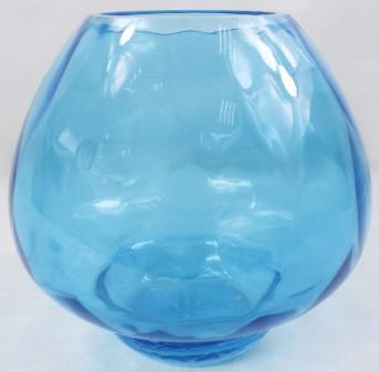 Стекло ваза 15-2356А