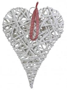 Сердце ротанговое 40*30см 129CAN61099-4