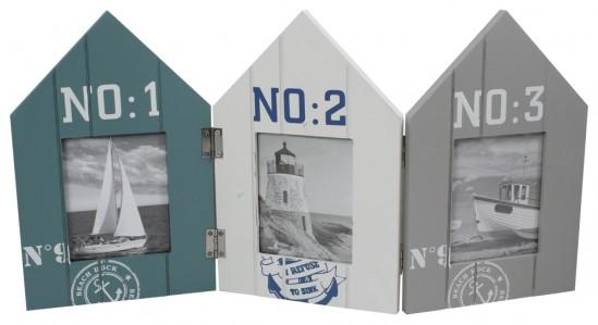 Рамка домик коллекция бич 16XD71299