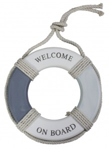 Спасательный круг коллекция бич 186CAN82085 25см
