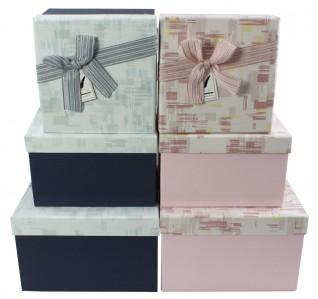 Коробка подарочная 3шт 3005-14