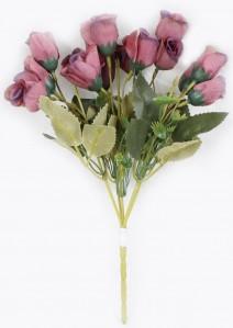 Б11046 букет роз бутончики Латино 5в*32см