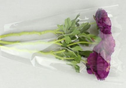 Пакет для цветка треуг-к 40*30см проз+проз