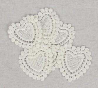 Сердце вязаное LF22207