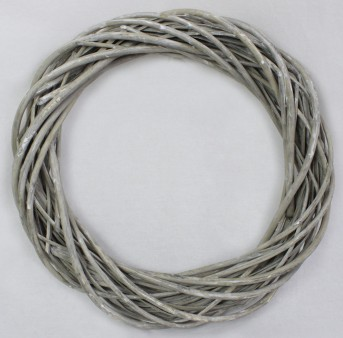 Венок ротанг 40cм H16123-6